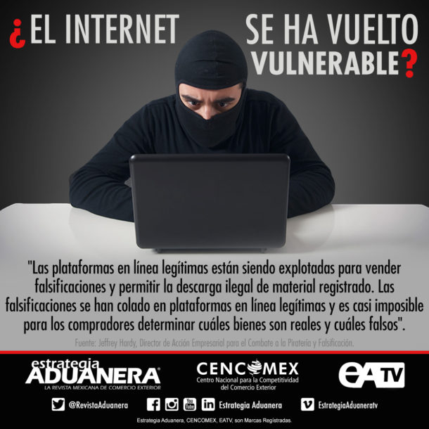 ¿El Internet se ha vuelto vulnerable?