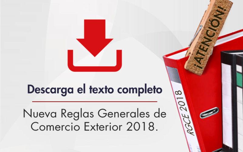 Reglas generales estrategia aduanera - Reglas generales de comercio exterior 2017 ...
